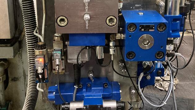 Hydraulik HFA Feinstanzautomat