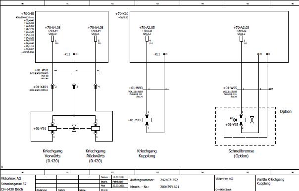 Elektroengineering eCAD